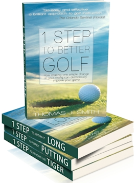 1 Step to Better Golf cover