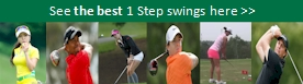 See the best 1 Step to Better Golf swings