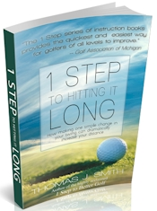 1 Step to Hitting it Long small cover